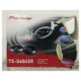 2 Pioneer TS-G6845R Car Audio 2 Way Speakers
