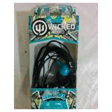 Wicked Audio Brawl Earbud Headphones