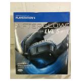PS4 Afterglow LVL 5 Quadboost Wired Headset