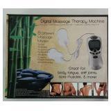 Digital Massage Therapy Machine - NEW