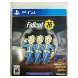 PS4 Fallout 76 Video Game