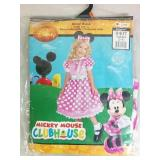 Disney Minnie Mouse Toddler Costume - NEW