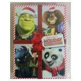DreamWorks Holiday DVD Collection - NEW