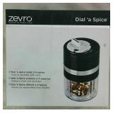 Zevro Dial A Spice - NEW