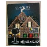 Star Laser Light Projector - NEW