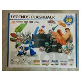 Legends Flashback 50 Built In Games System