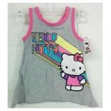 Hello Kitty Girls Size XS Tank Top - NEW