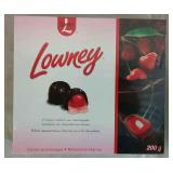 Box of Lowney Maraschino Cherry Chocolates - NEW