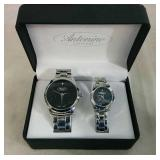 Antonia Collection His & Hers Watch Set - NEW