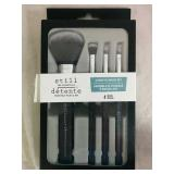 Still Spa Essentials Cosmetic Brush Set - NEW