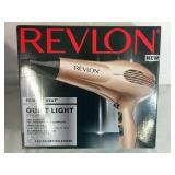 Revlon Perfect Heat Quiet Light Styler