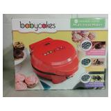 Babycakes Non-Stick Multi Treat Maker