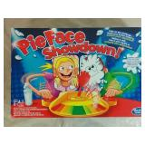 Pieface Showdown Board Game - NEW