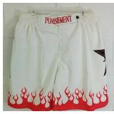 Punishment Workout/Boxing/MMA Shorts - NEW