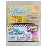 2 Shopkins Happy Places - NEW