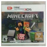 Nintendo 3DS Minecraft