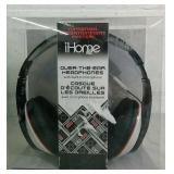 NES iHome Over The Ear Headphones