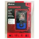 Borne Crossfade Video MP3 Player