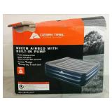 Ozark Trail Queen Airbed With Built In Pump