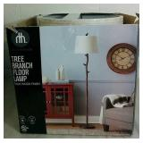 Hometrends Tree Branch Floor Lamp