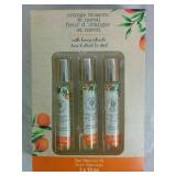 Orange Blossom & Neroli 3 Piece Essential Oil Set
