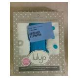 Lulujo 3 Pack Mini Muslin Cloths - NEW
