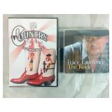Country Music DVD & CD - NEW