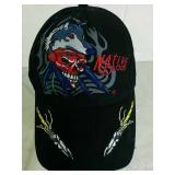 Native Blood Ball Cap - NEW
