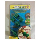 Snap 2.0 Connect Garden Hose in Seconds - NEW