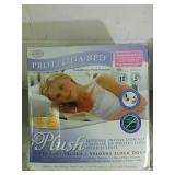 Plush Bedding Protection Kit Size Queen