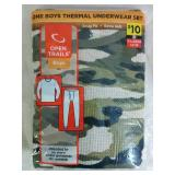Boys Size XL Thermal Underwear Set - NEW