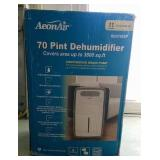 Aeon Air 70 Pint Dehumidifier