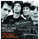 Rolling Stones Totally Stripped 2LP Vinyl + DVD