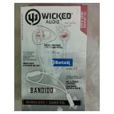 Wicked Audio Bandido Wireless Headphones