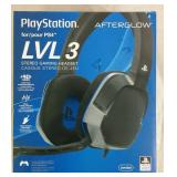 PS4 Afterglow LVL 3 Stereo Gaming Headset