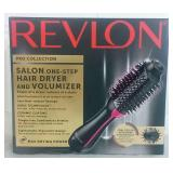 Revlon Salon One Step Hair Dryer And Volumozer