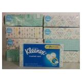 9 Boxes Of Kleenex Brand Kleenex