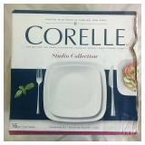 Corelle 16 Pice Dinner Where Set - READ