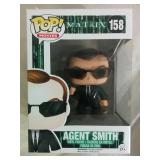 Funko Pop Matrix Agent Smith Vinyl Figure - NEW