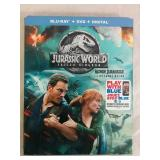 Jarassic World Fallen Kingdom Blu-Ray DVD - NEW