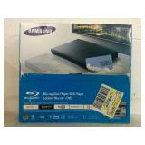Samsung BD-J5100 Blu-Ray Disc Player/DVD Player