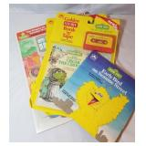 Set of Sesame Street Books and Activities