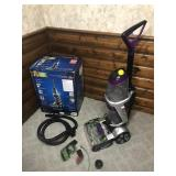 Bissell Carpet & Upholstery Shampooer PROHEAT