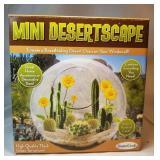 New Mini Desertscape Terrarium