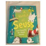 1996 Dr Seuss A Hatful of Seuss Book