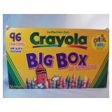 1997 Big Box of 96 Crayola Crayons