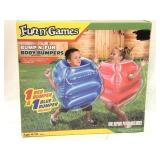 New Kids Body Bumper Game