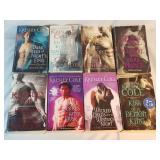 Set of 8 Kresley Cole Paperback Books