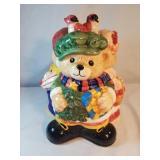 Teddy Bear Cookie Jar