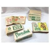 Large Lot of S&P Green Stamp Books